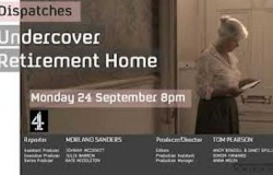 Channel Four Dispatches exposes retirement leasehold