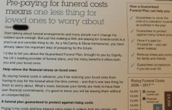 The final exit fee – it's your funeral, from McCarthy and Stone