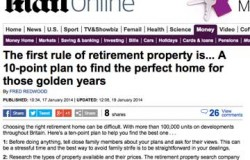 Contact Campaign against retirement leasehold exploitation before buying a leasehold retirement flat, says Daily Mail