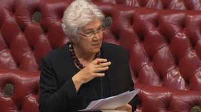 LibDem peer Baroness Maddock wants more right to manage and more commonhold