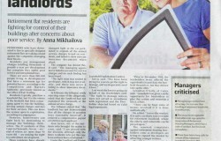 Sunday Times covers retirement leasehold … and wants to hear from you
