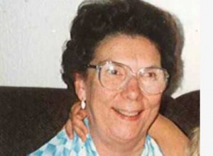 Irene Cockerton was the only Gibson Court residents who did not reach safety during the  fire in September 2011