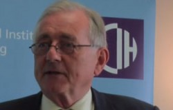 Bottomley's hard-hitting speech at Chartered Institute of Housing