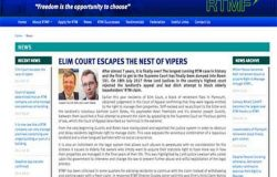 Elim Court: If you want right to manage, this is how NOT to go about it
