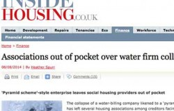 £750,000 lost in SmartSource Water scandal