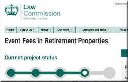 Campaign against retirement leasehold exploitation and AgeUK reject Law Commission draft on exit fees