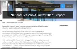 57% of leaseholders regret buying their property, finds Leasehold Advisory Service
