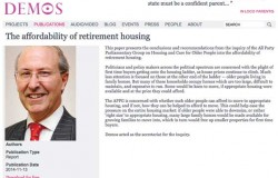 Will Lord Best's proposals produce a healthy retirement housing market …