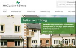 Campaign against retirement leasehold exploitation is 'slanted' over retirement resale prices. The picture is more positive, says McCarthy and Stone