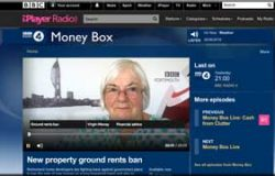 McCarthy and Stone and Churchill: are you blackmailing government over the ground rent ban and is your business model broken? Asks BBC R4 MoneyBox