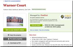 Warner Court, in Berkshire, breaks free of Tchenguiz and FirstPort with right to manage
